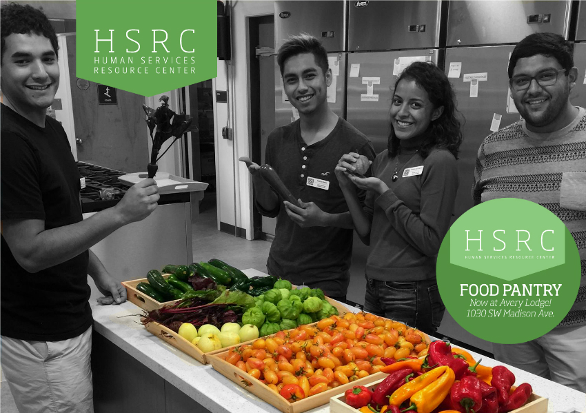 HSRC Food Pantry Office of Student Life Oregon State University