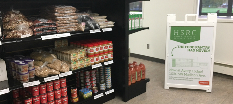 OSU Food Pantry Are you in need of emergency food? Ever visited the OSU Emergency Food Pantry? Come check us out!Next food pantry dates are:• Wednesday, February 25th• Monday, March 9thPantry runs from 5pm to 8pmEntrance to the pantry is at the...