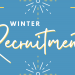 Winter Recruitment
